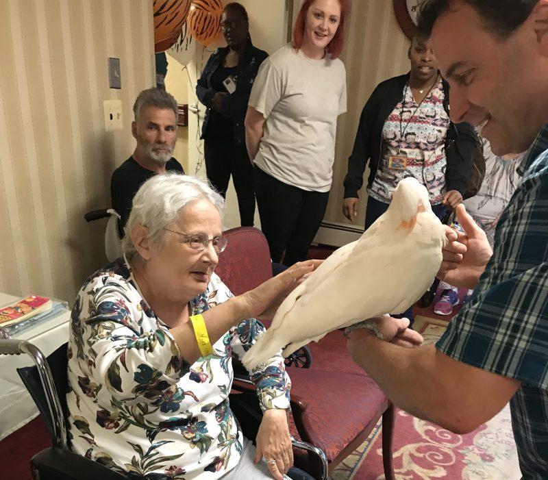 Laurel Bay Health and Rehabilitation Center nursing home in Keansburg