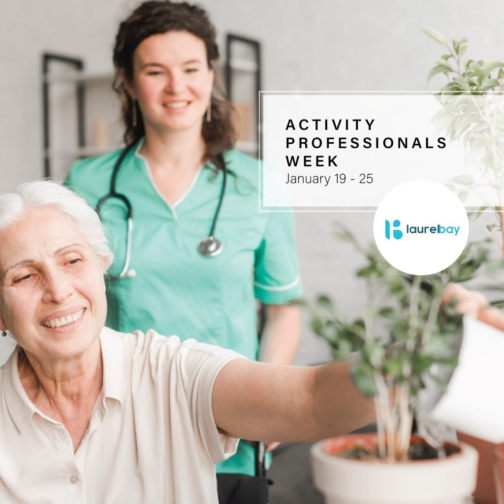 Laurel bay Activity Professionals Week-01